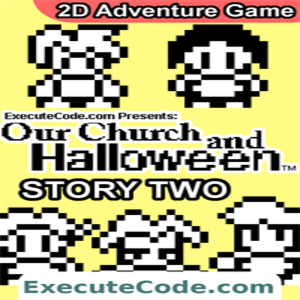 Halloween RPG Our Church and Halloween Story Two