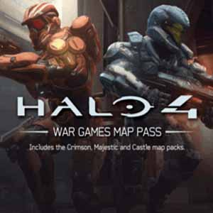 Halo 4 War Games Map Pass
