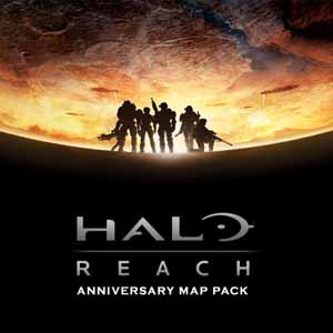 Halo Reach Anniversary Map Pack