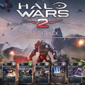 Halo Wars 2 Atriox Pack