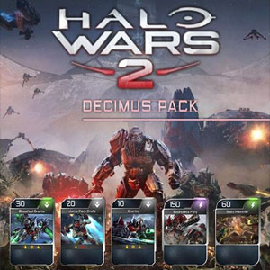 Halo Wars 2 Decimus Pack