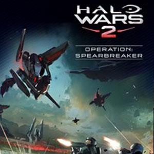 Halo Wars 2 Operation Spearbreaker