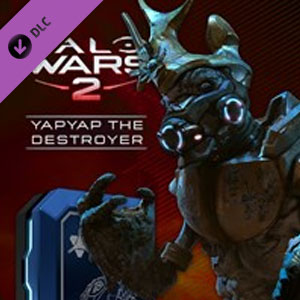 Halo Wars 2 YapYap THE DESTROYER Leader Pack