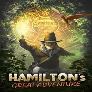 Hamiltons Great Adventure Retro Fever