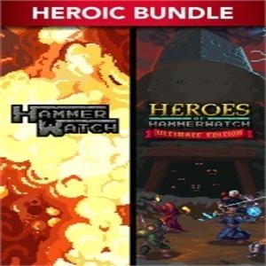 Hammerwatch Heroic Bundle
