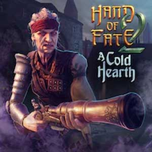 Buy Hand of Fate 2 A Cold Hearth PS4 Compare Prices