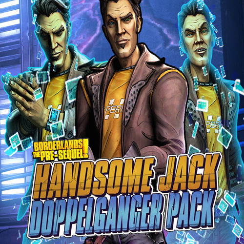 Handsome Jack Doppelganger Pack