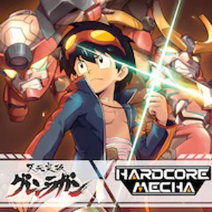 HARDCORE MECHA Additional Mecha & Pilot Tengen Toppa Gurren-Lagann