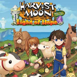 Buy Harvest Moon Light of Hope Nintendo 3DS Compare Prices