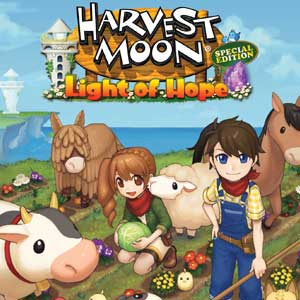 Buy Harvest Moon Light Of Hope PS4 Compare Prices