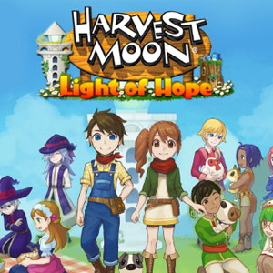 Harvest Moon Light of Hope Decorations and Tool Upgrade Pack