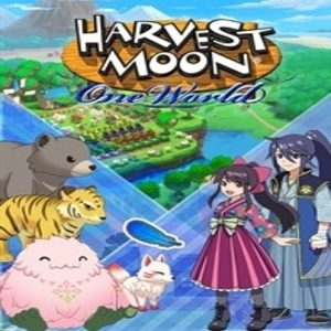 Harvest Moon One World Far East Adventure Pack