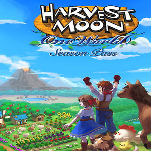 Buy Harvest Moon One World Season Pass Nintendo Switch Compare Prices