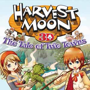 Buy Harvest Moon The Tale of Two Towns Nintendo 3DS Download Code Compare Prices
