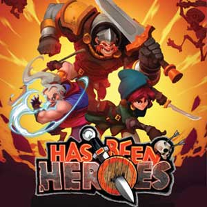 Buy Has Been Heroes PS4 Game Code Compare Prices