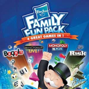Buy Hasbro Family Fun Pack Xbox One Code Compare Prices
