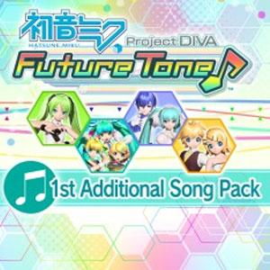 Hatsune Miku Project DIVA Future Tone 1st Encore Pack