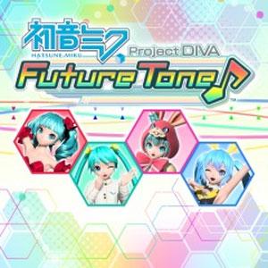 Hatsune Miku Project DIVA Future Tone 2nd Encore Pack