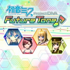 Hatsune Miku Project DIVA Future Tone 3rd Encore Pack