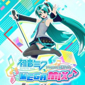 Hatsune Miku Project DIVA Mega Mix Song Pack 9