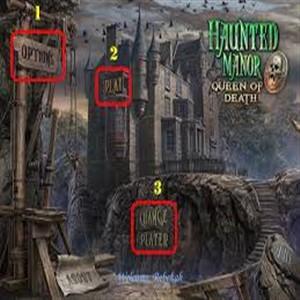 Haunted Manor Queen of Death