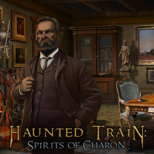 Buy Haunted Train Spirits of Charon CD Key Compare Prices