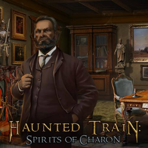 Haunted Train Spirits of Charon