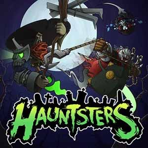 Buy Hauntsters CD Key Compare Prices