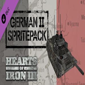 Hearts of Iron 3 DLC German 2 Spritepack