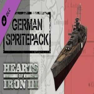 Hearts of Iron 3 DLC German Sprite Pack