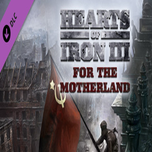Hearts of Iron 3 For the Motherland