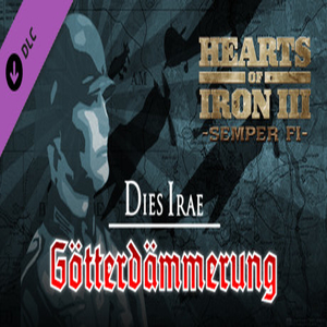Hearts of Iron 3 Semper Fi Dies Irae Gotterdammerung