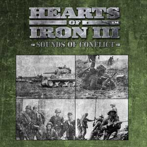 Hearts of Iron 3 Sounds of Conflict