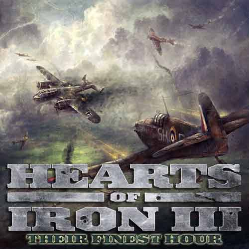 Buy Hearts of Iron 3 Their Finest Hour CD KEY Compare Prices
