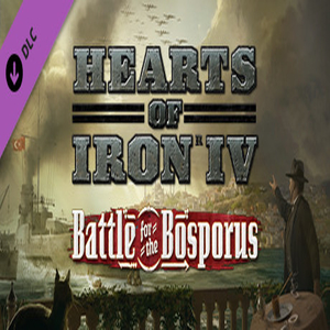 Buy Hearts of Iron 4 Battle for the Bosporus CD Key Compare Prices