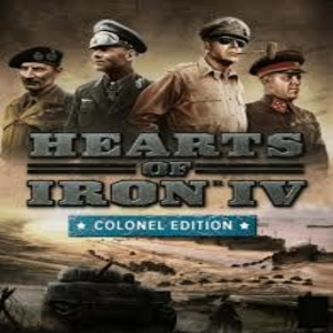 Hearts of Iron 4 Colonel Edition Upgrade Pack