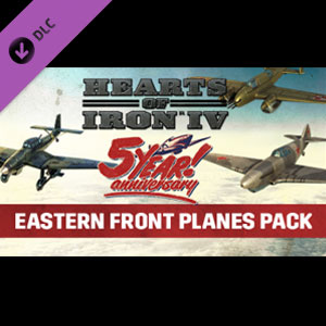 Hearts of Iron 4 Eastern Front Planes Pack