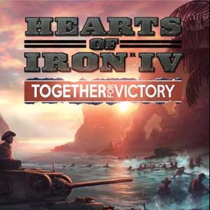 Buy Hearts of Iron 4 Together for Victory CD Key Compare Prices