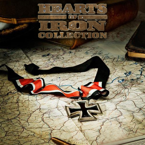 Buy Hearts of Iron Collection CD Key Compare Prices