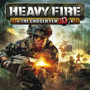 Buy Heavy Fire Afghanistan The Chosen Few 3D Nintendo 3DS Download Code Compare Prices