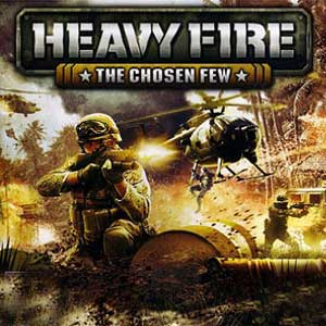 Buy Heavy Fire The Chosen Few Nintendo 3DS Compare Prices