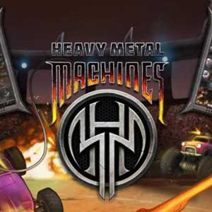Buy Heavy Metal Machines CD Key Compare Prices