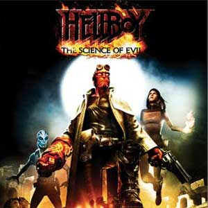 Hellboy Science of Evil