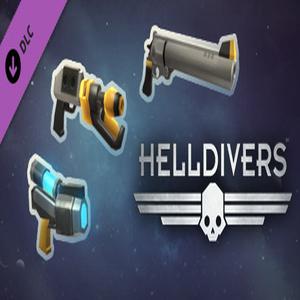 HELLDIVERS Pistols Perk Pack