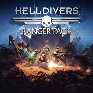 Buy Helldivers Ranger Pack CD Key Compare Prices