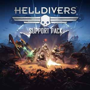 Buy HELLDIVERS Support Pack CD Key Compare Prices