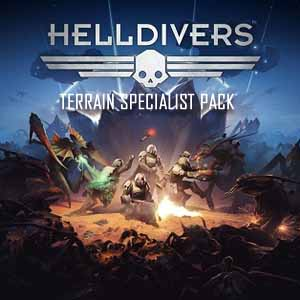 Buy HELLDIVERS Terrain Specialist Pack CD Key Compare Prices