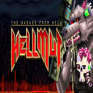 Hellmut The Badass from Hell