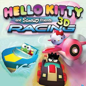 Hello Kitty & Friends 3D Racing