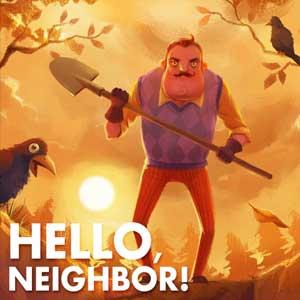 Buy Hello Neighbor Nintendo Switch Compare Prices